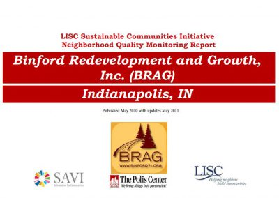 Binford Redevelopment and Growth, Inc. (BRAG)