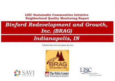 Binford Redevelopment and Growth, Inc. (BRAG)