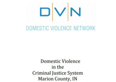 Domestic Violence in Marion County