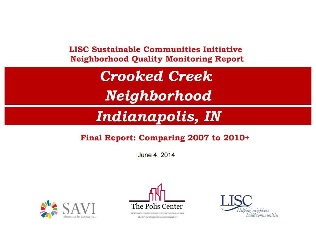 Crooked Creek Neighborhood