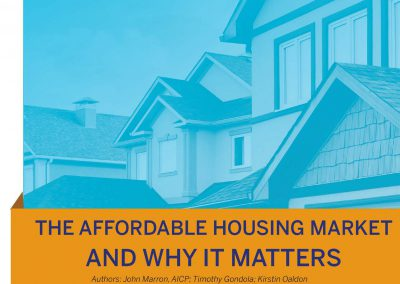 The Affordable Housing Market and Why It Matters