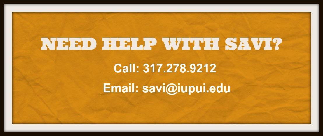 Final-Need-Help-With-SAVI