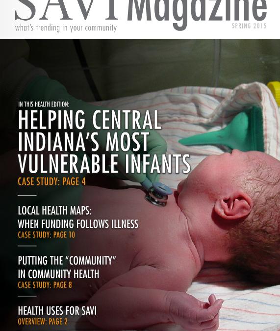 5 Innovative Ways SAVI is Supporting Public Health