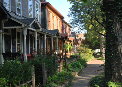 Examining Housing Changes Over Time using US Census Data