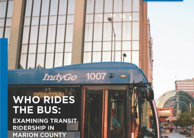 Who Rides the Bus: Examining Transit Ridership in Marion County
