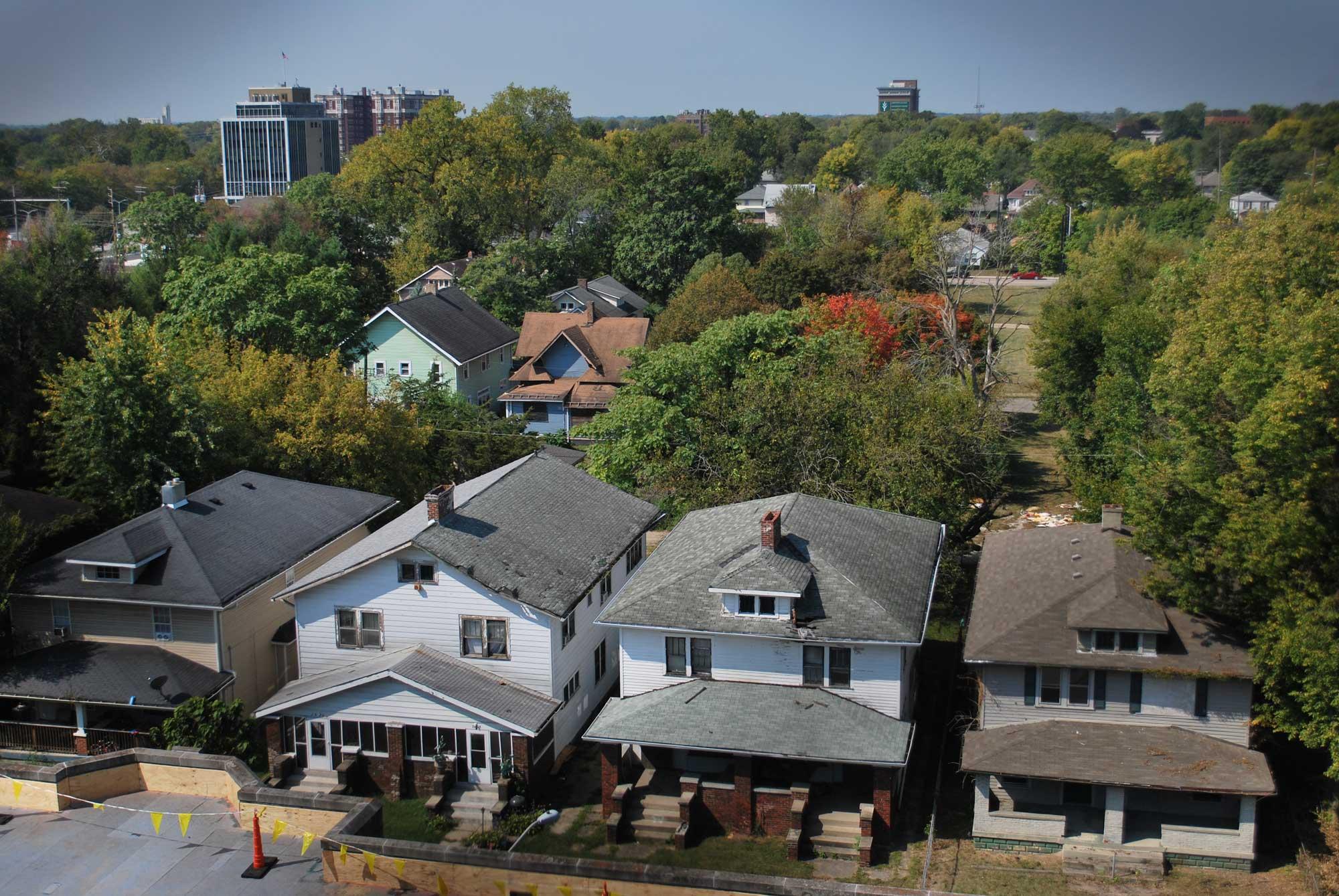 Neighborhood Change 1970-2016