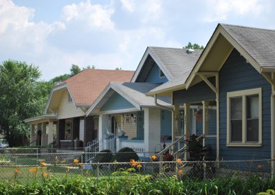 St. Clair Place Homes