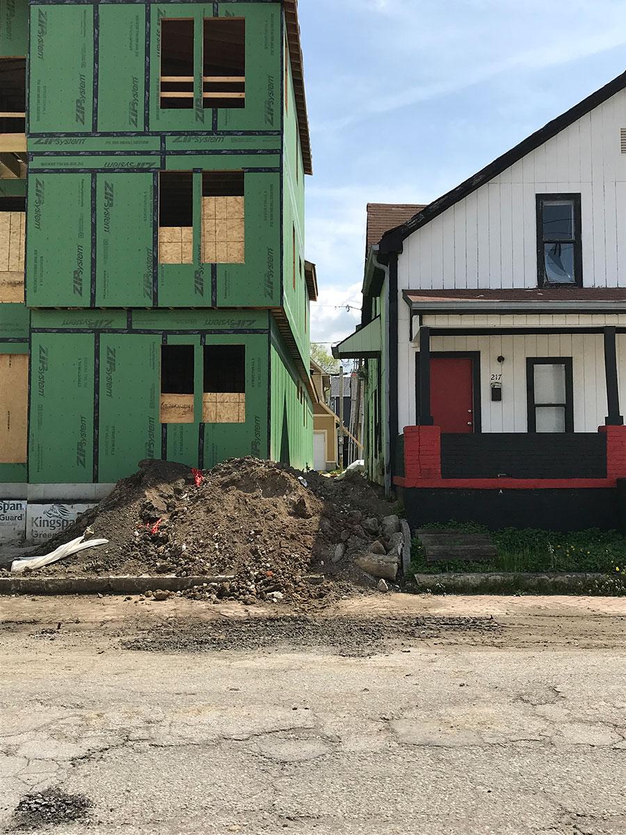 Neighborhood Change - SAVI