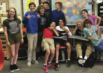 SAVI Data Opens Up New Worlds for Middle Schoolers