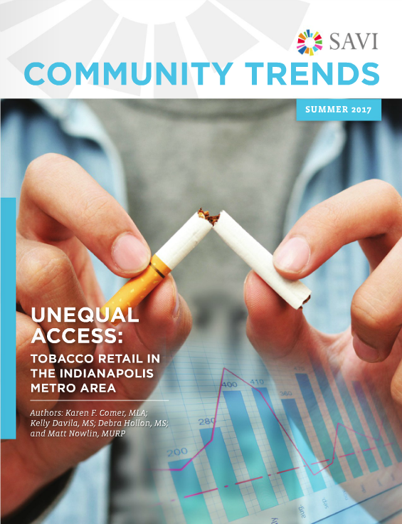 Unequal Access: Tobacco Retail in the Indianapolis Metro Area