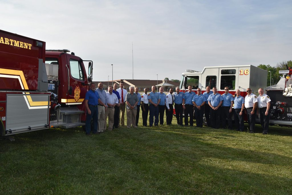 Indianapolis Fire Department Staff