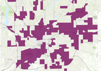 Estimated 200,000 Indy Residents Live in Food Deserts