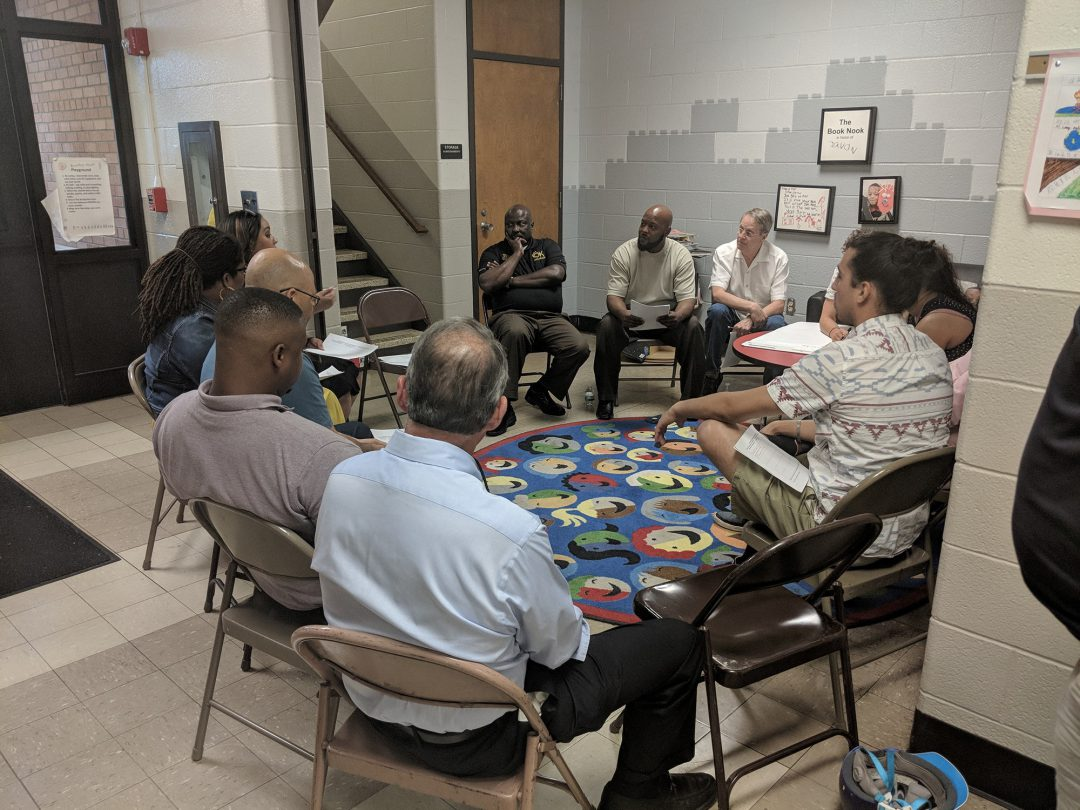 IUPUI Uses SAVI to Facilitate Conversations with Community and Law Enforcement