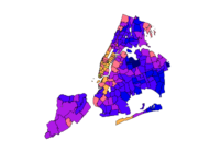 Socioeconomic factors explain why some New York ZIP codes were hit hardest by COVID-19
