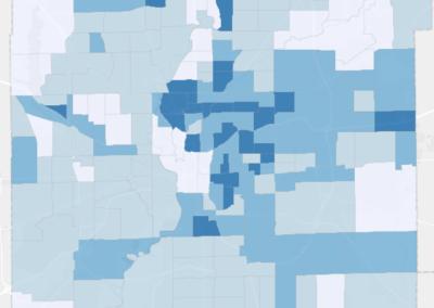 SAVI Coronavirus Data Hub Looks at Neighborhood Unemployment Claims