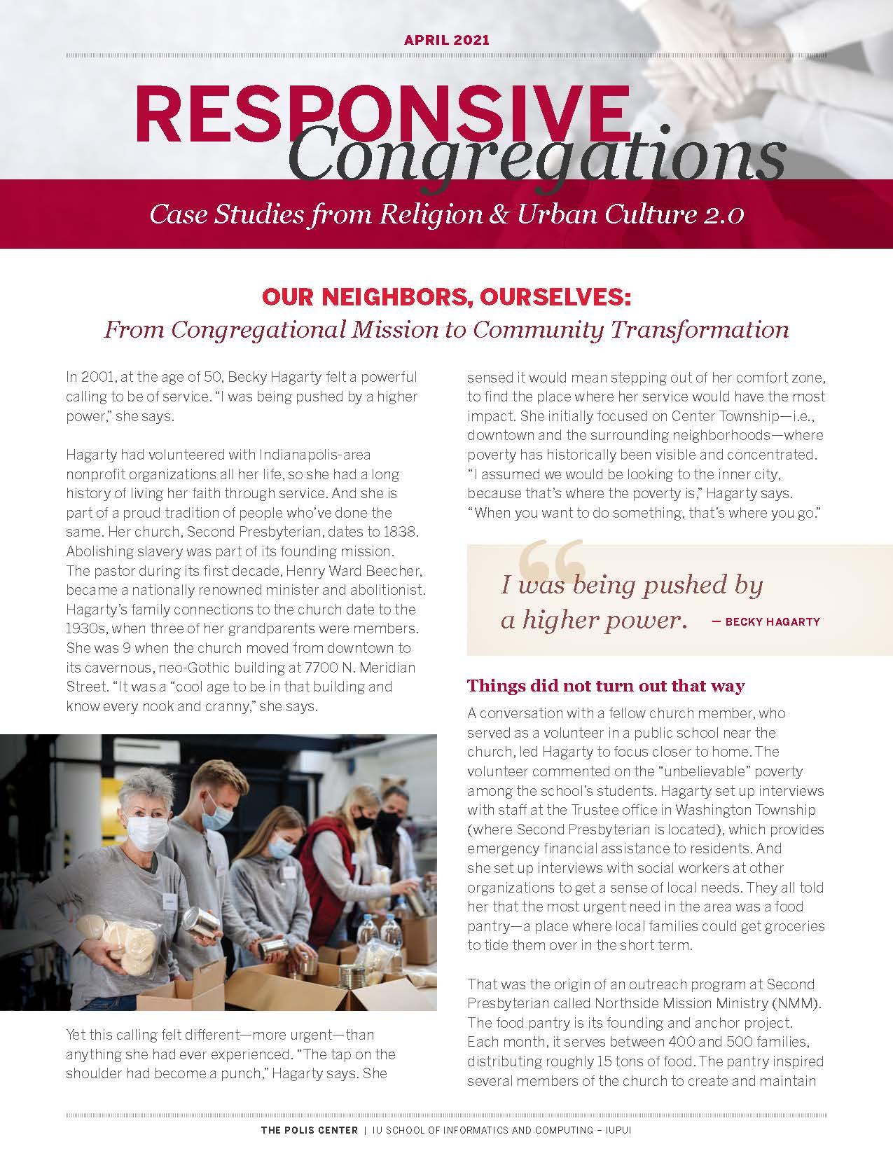 Responsive Congregations