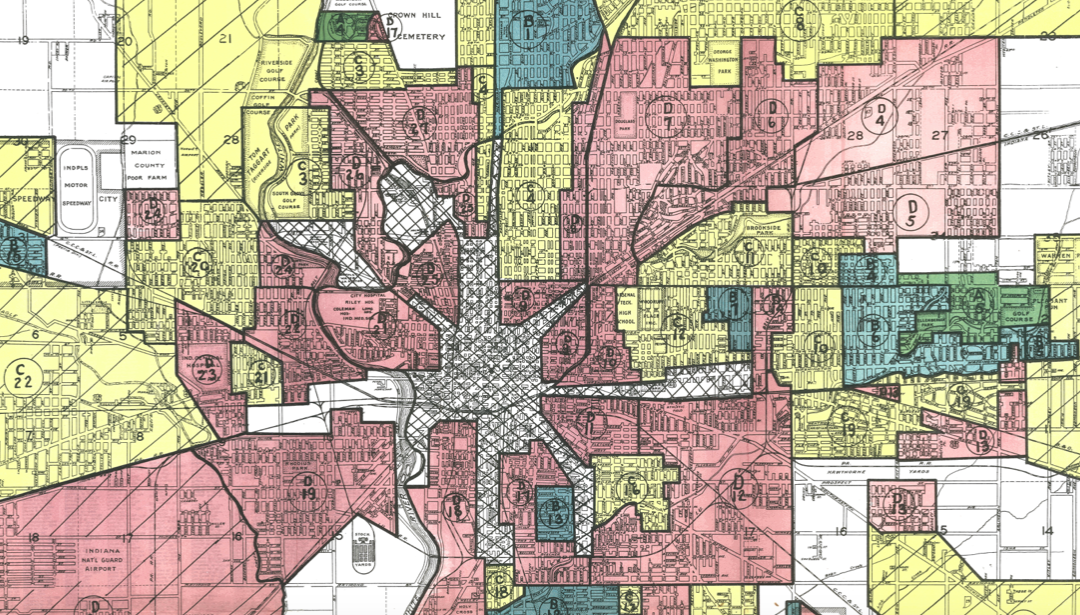 The Lasting Impacts of Segregation and Redlining